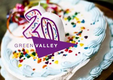 Greenvalley bestaat 20 Jaar